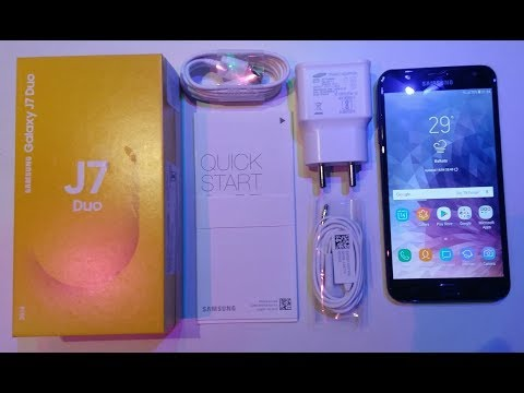 Hp Terbaru April 2018 Samsung Galaxy J7 Duo Harga dan Spesifikasi