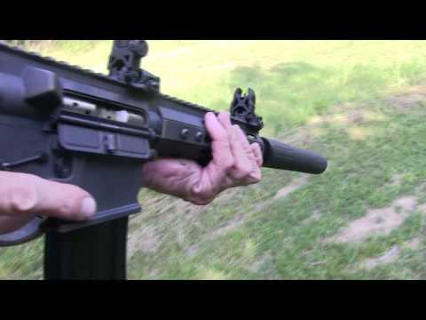 300 Blackout SMI Pistol Suppressed Woods Walk