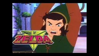 The Legend of Zelda 101 - The Ringer | Retro Cartoons