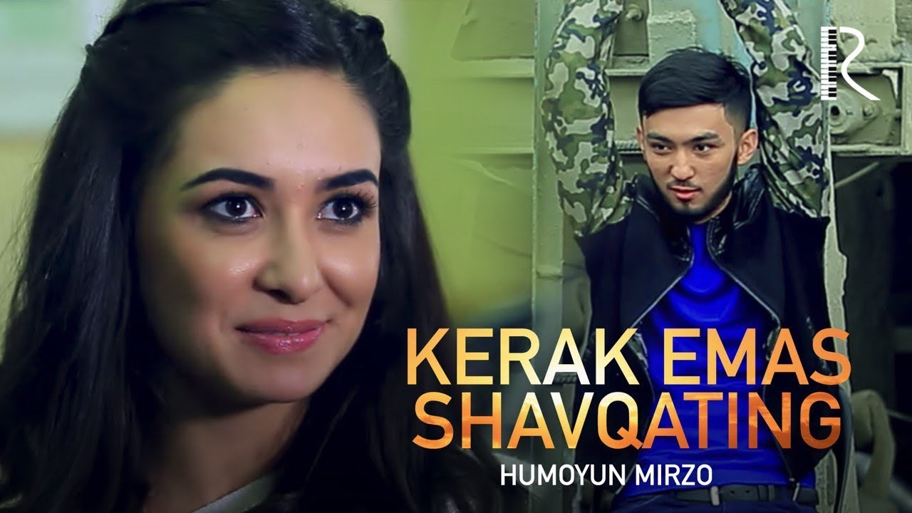 Humoyun Mirzo - Kerak emas shavqating | Хумоюн Мирзо - Керак эмас шавкатинг