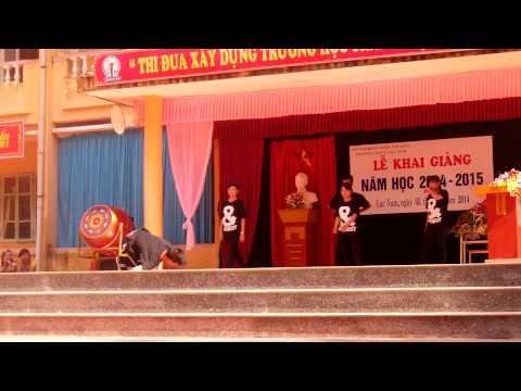 Popping vs HipHop By Trường THPT Lục Nam
