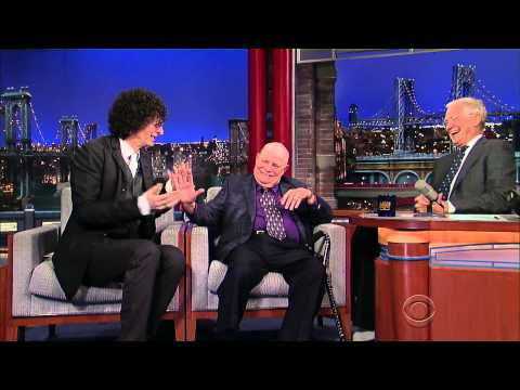 Don Rickles - Letterman - 2015.05.11