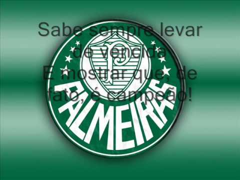 Hino do Palmeiras - Tihuana