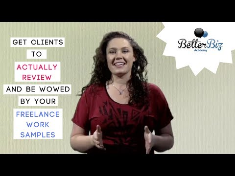 Freelance Writing Tips: Get Clients to Actually Review and Be Wowed by Your Freelance Work Samples