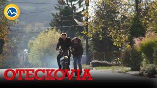 OTECKOVIA - Tamara vyrazila s Marekom na motorku