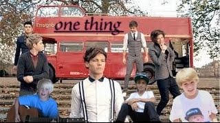 One Direction One thing cover VS MattyB VS Carson Lueders Vs JohnnyO.mp3