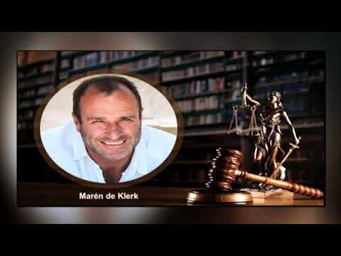 Fishrot accused lawyer De Klerk says corruption claims have led to depression and hospitalisation