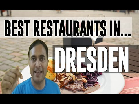 Best Restaurants & Places to Eat in Dresden, Germany