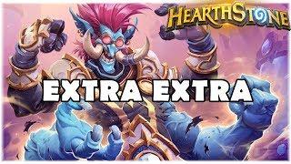 HEARTHSTONE - EXTRA EXTRA! (STANDARD MECH PRIEST)
