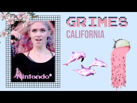 Grimes - California (Subtitulada/Traducida al español)
