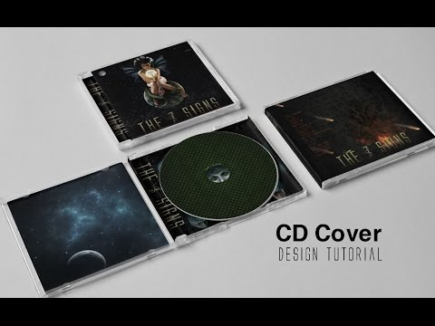 CD Cover art Design - The Seven Signs -Graphic Design ... Cd Covers