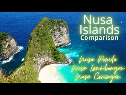 Nusa Penida, Lembongan And Ceningan 2019 | Comparison & To Do's