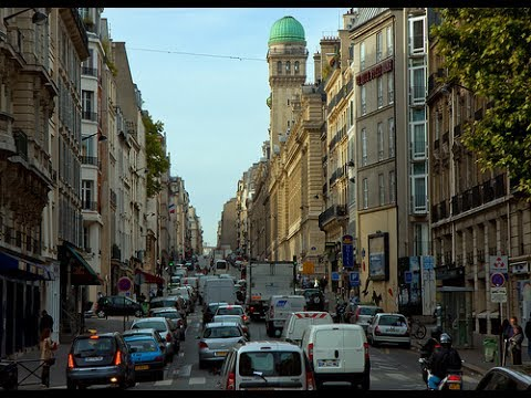 PANAME - Autour de la rue Saint-Jacques