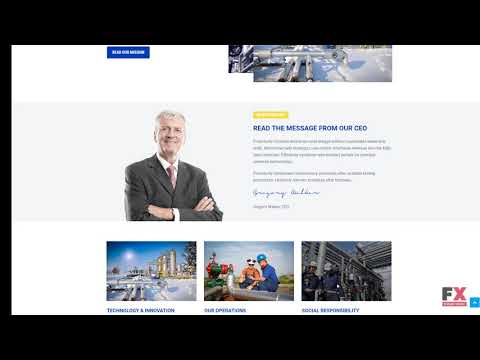 Offshore - Industrial Business Responsive WordPress Theme TMT | Free