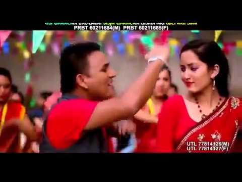 New Nepali Teej Song 2072 __ Chhoto Bhayo Jama by Tika Pun &
