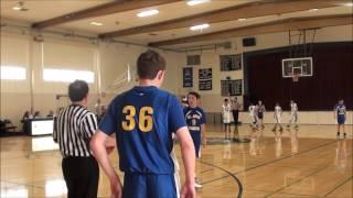 st victor school vs st justin 7th grade boys team b march 11 2017