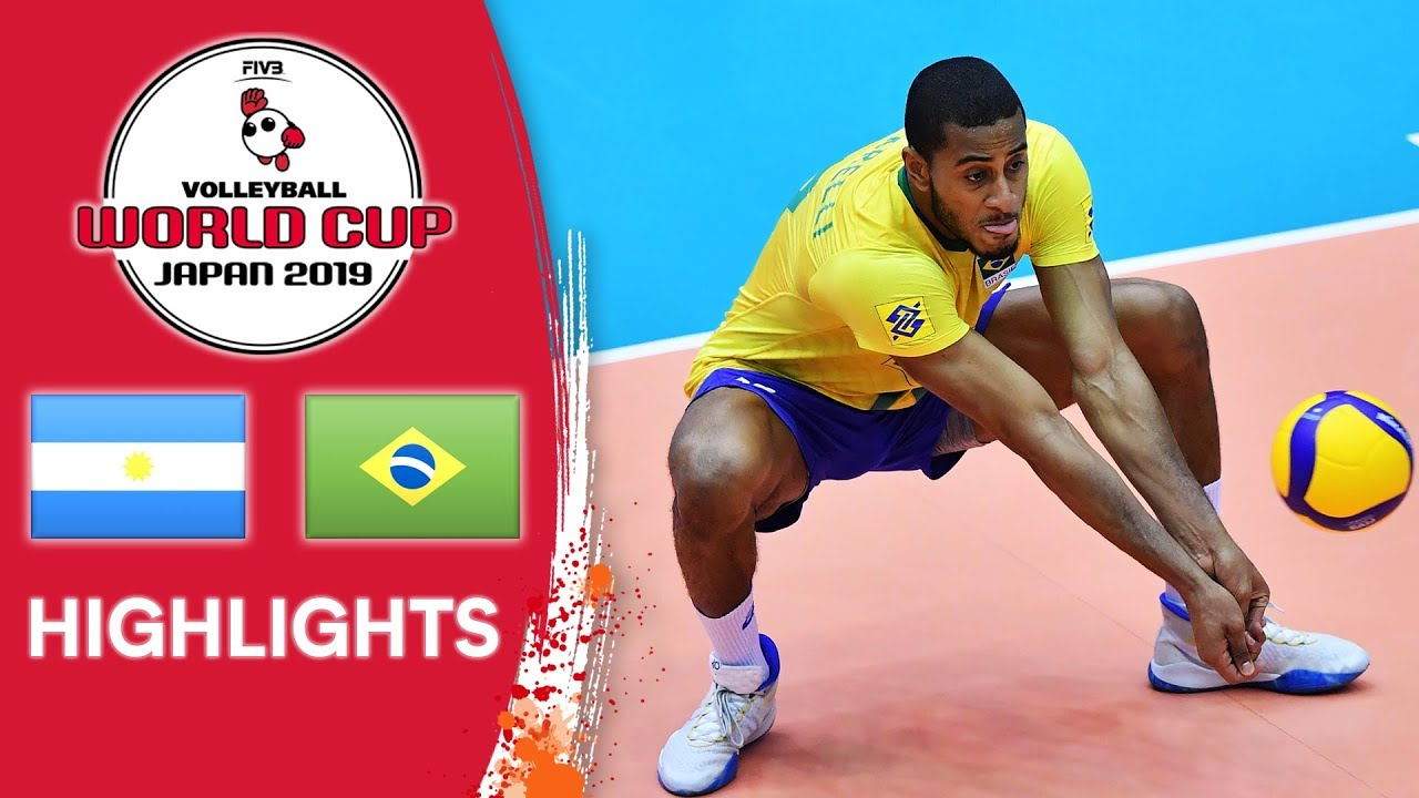 Download ARGENTINA vs. BRAZIL - Highlights | Men's Volleyball World Cup 2019