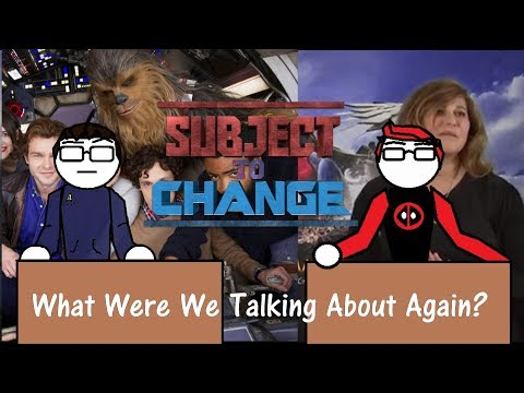 What Were We Talking About? - Subject to Change Ep. 7