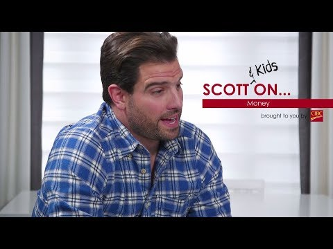 Scott McGillivray on Parenting: The Money Talk | CIBC