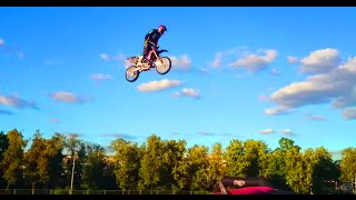 Adrenaline Rush FMX  Riders 2015 / Адреналин Раш - разминка