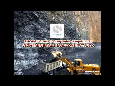 Vidhi Minerals & Alloys