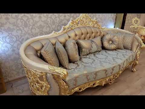 Osmanli Klasik Koltuk Takimi