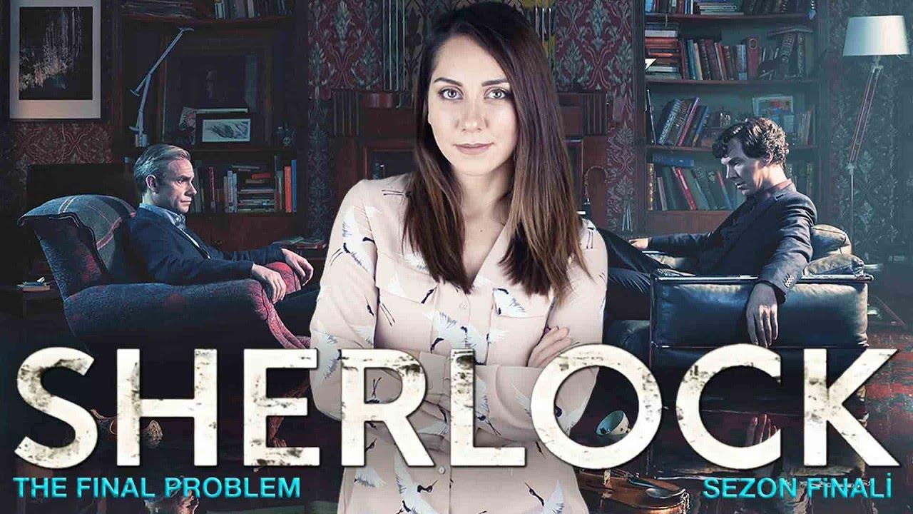 Sherlock 4sezon 3bölüm Incelemesi The Final Problem Youtube
