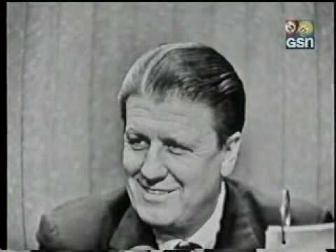 George Stevens on What's My Line?