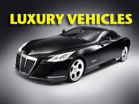 Luxury Vehicles -ETCG1