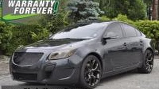 Used 2012 Buick Regal GS f094a