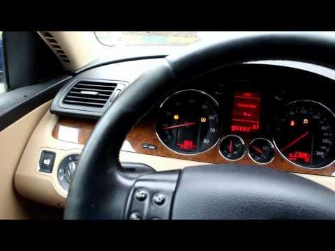 Эту машину VW passat B6 НЕ ПОБЕДИТЬ!!!!!