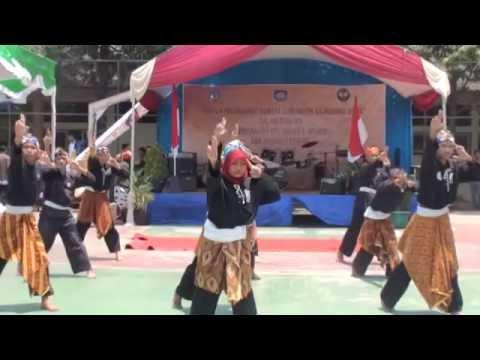 Pencak Silat (Martial Art) SMK N 2 Kendal #Perpisahan PPL UNNES & UPGRIS 2015