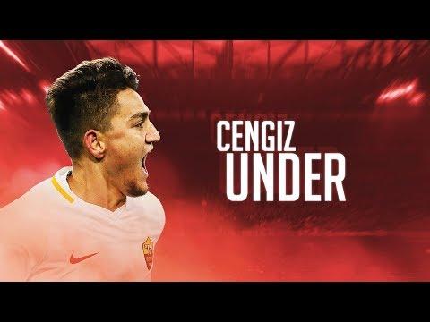 Cengiz Ünder - Goal Show 2018/19 - Best Goals for AS Roma