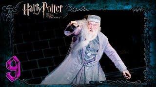 Гарри Поттер и Орден Феникса прохождение на геймпаде часть 9 Малфой уделывает дважды