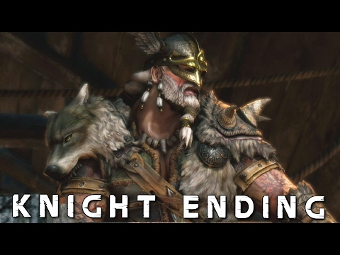 FOR HONOR - KNIGHT CAMPAIGN FINAL BOSS / ENDING - Walkthrough Gameplay Part 5
