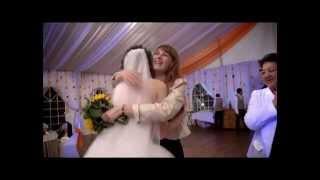 свадьба Анастасии и Евгения в шатре