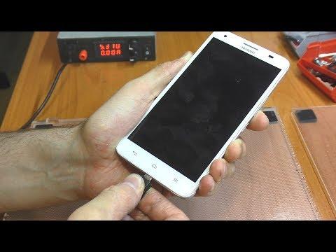РЕМОНТ ДЛЯ ПОДПИСЧИКА: Смартфон Huawei Honor 3X (Не заряжается / Не включается)