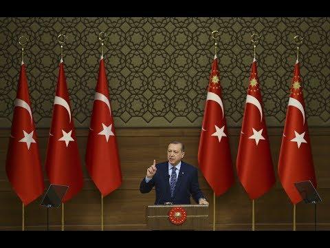 Cumhurbaşkanı Erdoğan: Her fırsatta ülkemizi eleştiri yağmuruna tutanlar mesele Fi