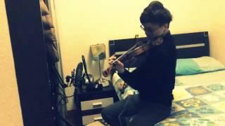 [Violin] G.E.M. 鄧紫棋 你把我灌醉 Intoxicated [小提琴] KK Yim Violin Cover