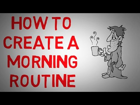 The Miracle Morning by Hal Elrod (animated book summary) – How to Create a Morning Routine