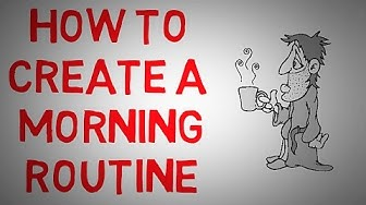 The Miracle Morning by Hal Elrod (animated book summary) - How to Create a Morning Routine