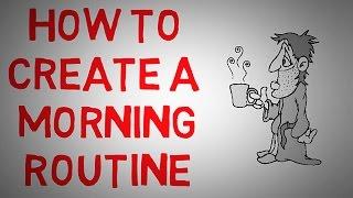 معجزة الصباح هال Elrod (الرسوم المتحركة ملخص كتاب) - كيفية إنشاء روتين الصباح