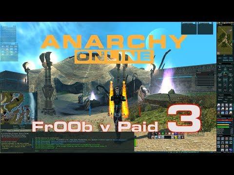 Anarchy Online 18.8 –  fr00b v Paid 3 : – Shadowlands