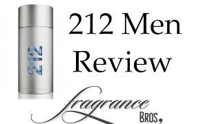 212 Men by Carolina Herrera Review!