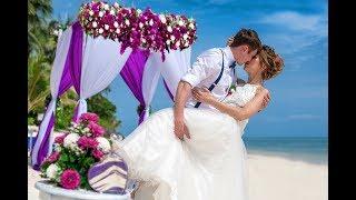 Свадьба за границей  Свадьба в Италии  Денис и Каролина