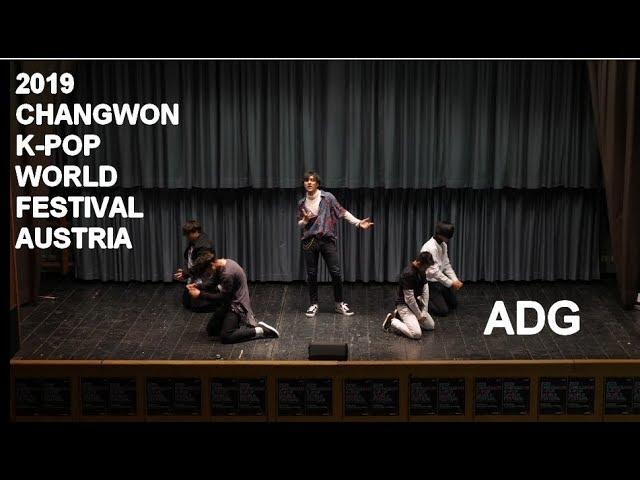 [2019 ChangFe Austria] ADG / BTS (방탄소년단) - Fake Love, IDOL