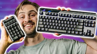 This Gaming Keyboard is really ADVANCED! - ASUS ROG Claymore II