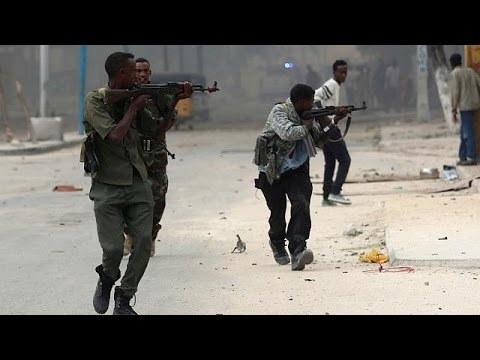 Deadly attack on hotel in Somalia's capital