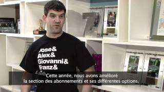 Football Manager 2011 annonce vidéo en français