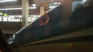 はやぶさ22号の車窓⑧ 大宮駅を出発する特急とれいゆ つばさ 2018.08.19